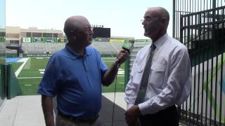 Tulane Director of Sports Medicine Dr. Greg Stewart - July 28, 2015