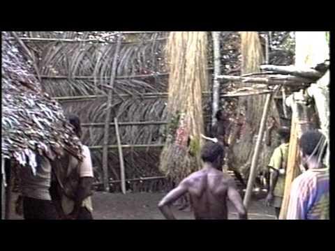 East Sepik PNG  1990