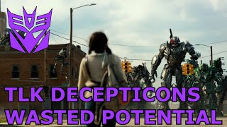 Transformers Wasted Potential (5) Nitro, Mohawk, Onslaught And Dreadbot's Wasted Potential
