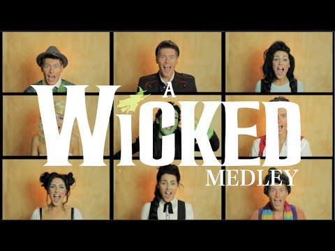 WICKED Medley - Kayleigh Ann Strong and Joel Merry
