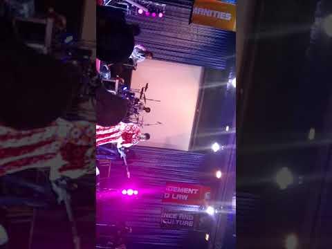 Zaza Live Performance At University Of Limpopo 2017