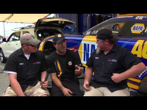 Funny Ron Capps Interview with Chad and Brian from BangShift.com.
