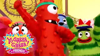 Yo Gabba Gabba! Full Episodes HD - Who Am I | Follow The Leader | We Are A Family | kids songs
