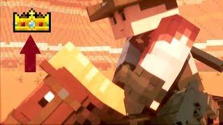 Roundtable Rival-клип,анимация майнкрафт (музыка без слов)minecraft song