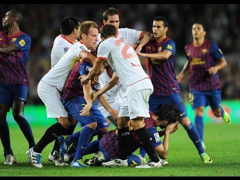 Barcelona vs Sevilla: 5 - 4 ~ All Goals & Highlights ...