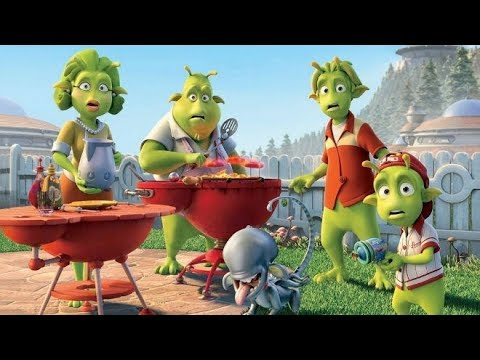 Planet 51 Full Movie 2018 english Movies For Kids - Animation Movies - New  Disney Movies 2018