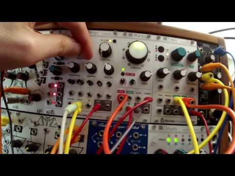 Mutable Instruments Ultra-Complex Oscillator Rings+Warps+Tides