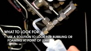 CNG Segment 9: Leak Detection and Repair