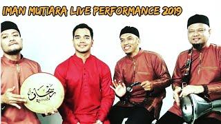 Raihan x Alif Satar & The Locos - Iman Mutiara (Live Performance