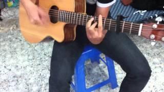 Test Ân Guitar A27CD Guitar Sinh Viên BMT Daklak