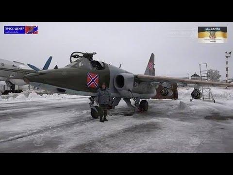 Боевая авиация ЛНР