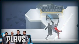 Deus Ex Go Breaks Kevin - Kinda Funny Plays