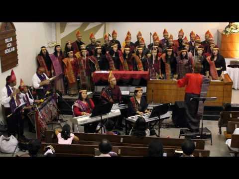 Tuhan Berapa Lama MAZMUR 13 performed  Soli Deo Gloria GPIB FILADELFIA