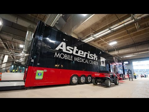 Asterisk Mobile Medical Unit | A Look Inside | TransWorld Motocross