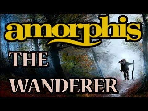 The Wanderer by Amorphis (Acoustic Male Cover)