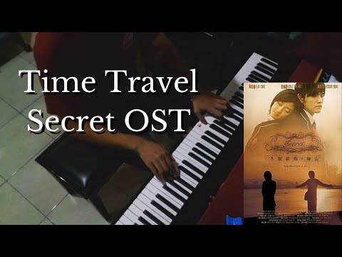 Time Travel - Secret OST Piano Cover