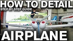 How to Detail an Airplane