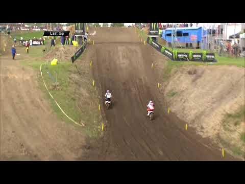 Herlings vs Prado   MXGP Race 1   MXGP of Germany 2021 #Motocross
