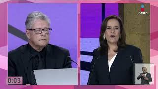 ¿Qué propone Margarita Zavala para combatir la corrupción? | Primer Debate Presidencial