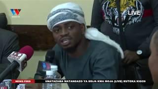#LIVE: DIAMOND PLATNUMZ AKIWA KWENYE OFISI ZA MKUU WA MKOA KIGOMA