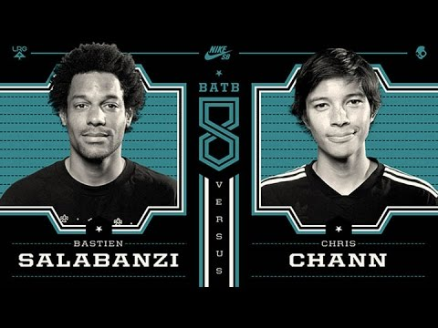 Chris Chann Vs Bastien Salabanzi: BATB8 - Round 1