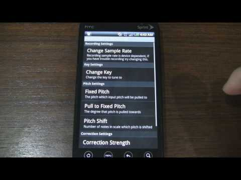 MicDroid: Auto-Tune App for Android   Pocketnow