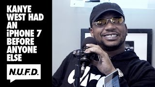 Cyhi The Prynce Speaks on Kanye West Being Ahead of his Time