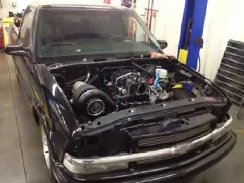 TJ's Single Turbo LS Truck