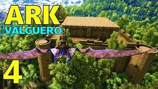 [4] Valguero's Best Base Locations! Where Should We Build? (ARK Valguero DLC Gameplay)