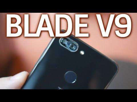 ZTE Blade V9 hands-on: Bringing back value to power