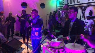 Pape Diouf en live au birkama Gambie