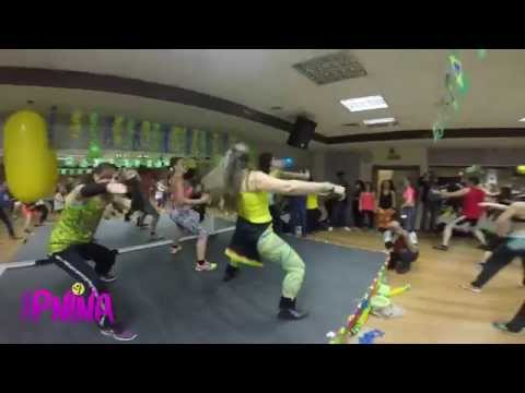 Zumba® fitness | Brazil Zumba Party with Helio Faria