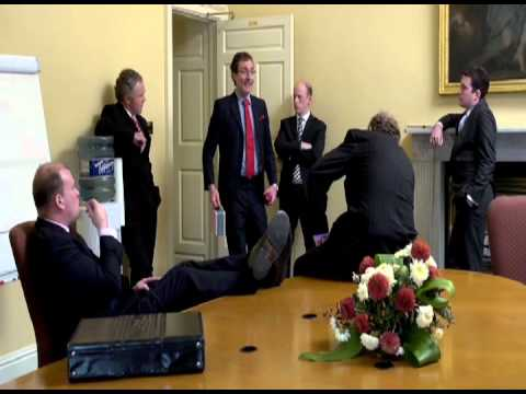 The Savage Eye: New Boy in The Dail