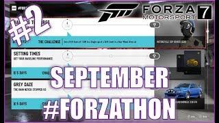 Forza Motorsport 7 September #FORZATHON 2