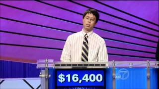 Jeopardy! Oct 4 2011 Plus 8