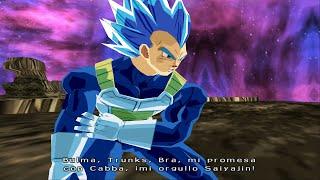 Androide 17, Freezer y Vegeta VS Toppo Hakaishin Dragon Ball Z Budokai Tenkaichi 3 Mod