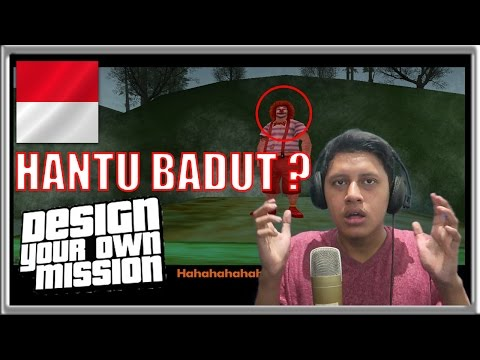 HANTU BADUT ? – Grand Theft Auto Extreme Indonesia DYOM #14