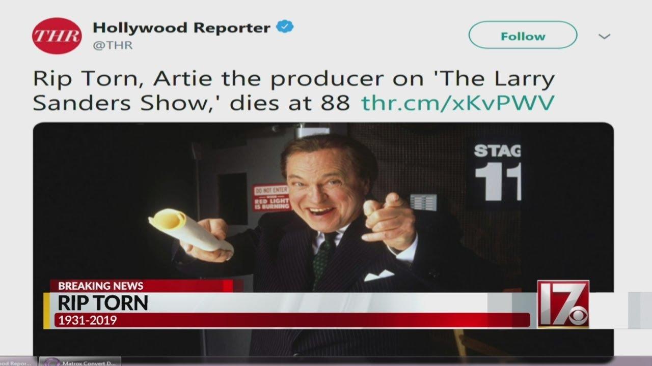 Rip Torn, 'Men in Black,' 'Larry Sanders Show' Star, Dies at 88