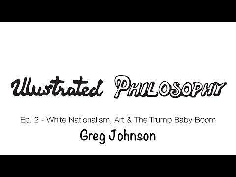 Ep. 2 - White Nationalism, Art and the Trump Baby Boom | Greg Johnson & Matthew Drake