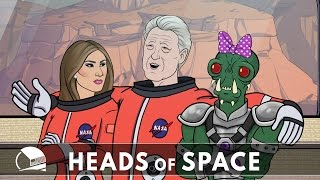 HEADS OF SPACE - The Newcomers (Ep.11)