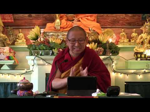 "01 Praise to Great Compassion with Geshe Yeshi Lhundup: ""Supplement to the Middle Way"" 04-16-19"