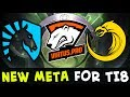 NEW META for TI8 — what pros are practicing, part 7