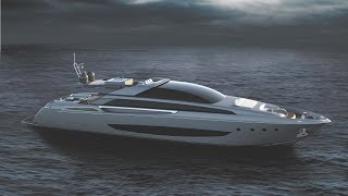 Making of Riva Yachts 122 Mythos