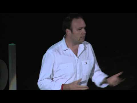 Crisis is inevitable, failure doesn't have to be: Paul Robertson at TEDxBristol