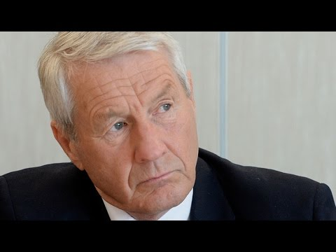 Syria Refugee Crisis: Al Jazeera Interview with Thorbjørn Jagland