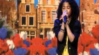 Hollands Got Talent 2011 - Listen - Aliyah Kolf 11 yrs (Audition)
