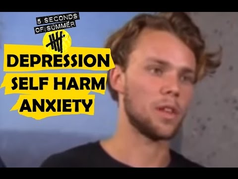 5 Seconds of Summer talking about Depression, Self Harm & Anxiety