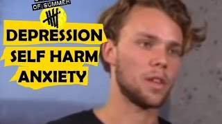 Скачать 5 Seconds Of Summer Talking About Depression Self Harm Anxiety