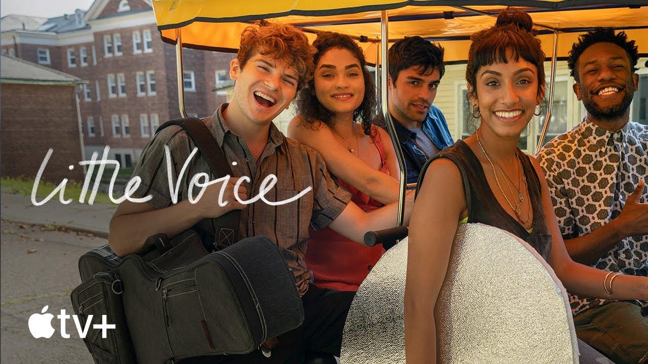 Little Voice — Meet The Cast | Apple TV+