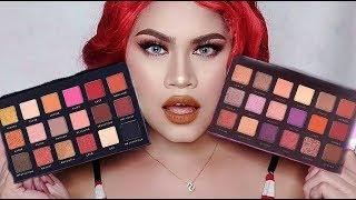 FOR REAL HUDA BEAUTY EYESHADOW DUPES?? (Makeup DEMO) - Sandee Proud
